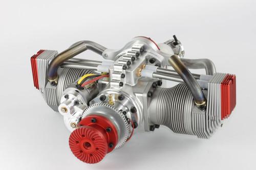 Kolm BX155 V4 2 Cylinder Boxer Engine
