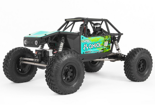 Axial Capra 1.9 Unlimited 1/10 4WD Trail Buggy RTR -Green