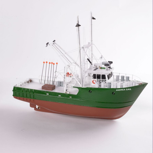 Billings Boats 1/30 Scale - Andrea Gail R/C Capable Kit