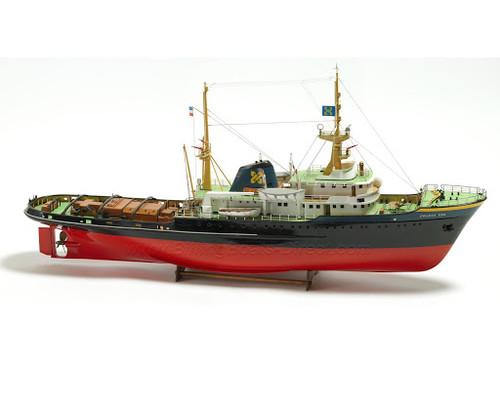 Billings Boats 1/90 Scale - Zwarte Zee R/C Capable Kit