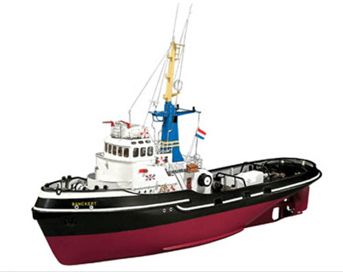 Billing Boats 1/50 Scale - Banckert R/C Capable Kit