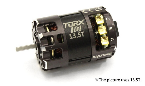 KYOSHO SPEED HOUSE TORX10 SENSORED BRUSHLESS MOTOR 17.5T