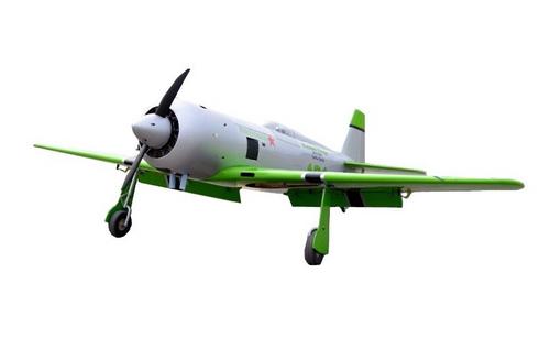 Seagull Models SEA302 Yak 11 RC Plane, 20-30cc ARF