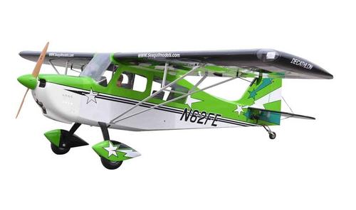 Seagull Models Decathlon 3D 50CC ARF -3M Green