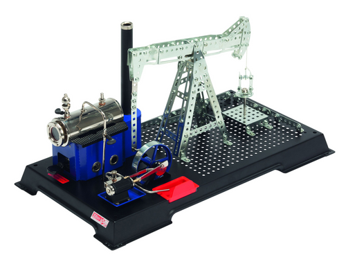 Wilesco 00011 D11 Steam Engine Metal Construction Kit