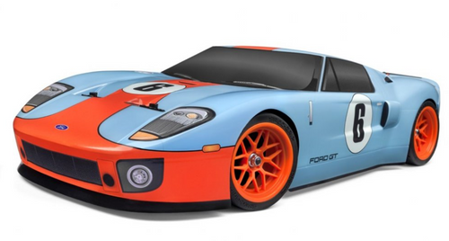 HPI Racing 1/10 RS4 Sport 3 Flux Ford GT LM Heritage Edition 4WD Touring Car RTR -110Kmh+!!