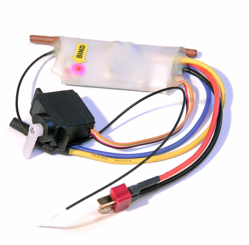 Joysway 820601 Sea Rider ESC, RX, and Servo Replacement Set