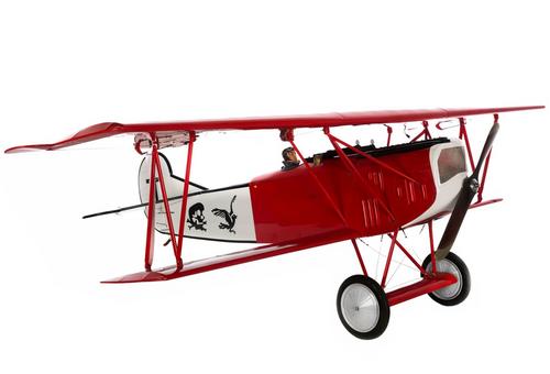 Hangar 9 Fokker D.VII 30-60cc ARF