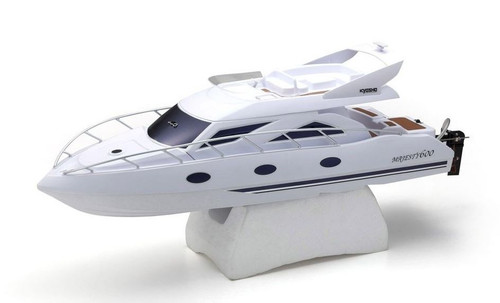 Kyosho 1/20 Scale Majesty 600 EP RS RTR Super Yacht w/Battery and Charger