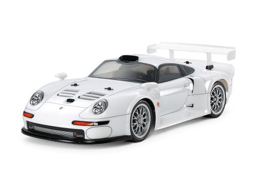 Tamiya 47443 1/10 1996 Porsche 911 GT1 Street (TA03R-S) Kit
