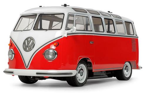 Tamiya 1/10 Volkswagen Van Type 2 M-02 Pre-Painted!