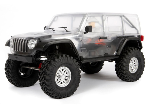 Axial 1/10 SCX10 III Jeep JL Wrangler 4WD Kit with Portals