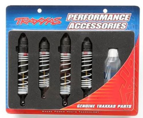 Traxxas 5862 Big Bore Shocks (Hard-Anodized & Teflon-Coated T6 Aluminum)