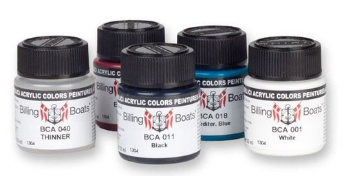 Billings 011 Acrylic Black