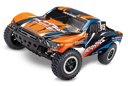 Traxxas 58034-1 1/10 Slash Pro 2WD Short Course Truck OrangeX