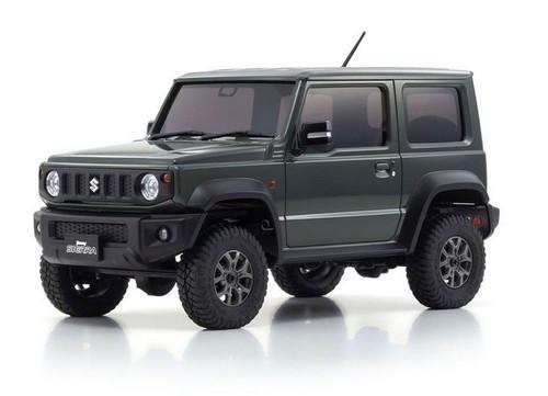 Kyosho 32523GR Mini Z 4x4 MX-01 Suzuki Jimny Rock Crawler Jungle Green