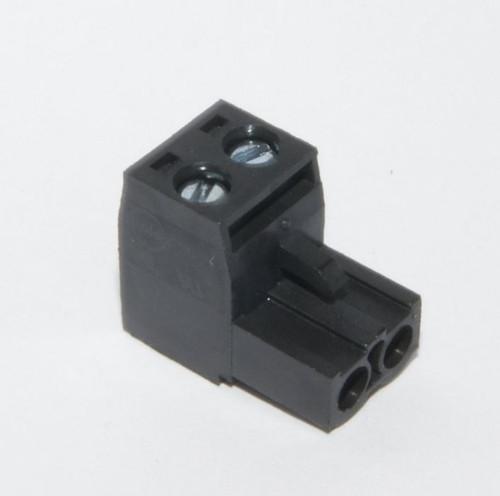 Black Molex Connector (Heater cartridge, heatbed, PSU) suit Prusa