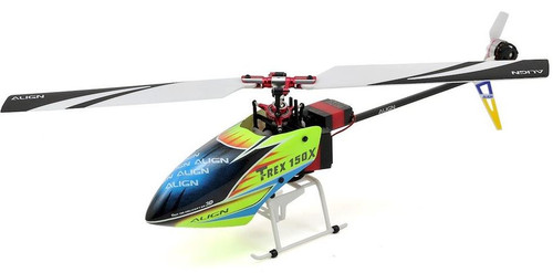 Align T-REX 150X Combo RC Helicopter BNF