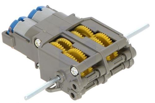 Tamya 70097 Twin-Motor Gearbox Kit