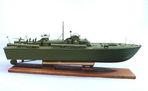 """Dumas U.S. Navy PT-109 Kit 33"""" Kitset"""