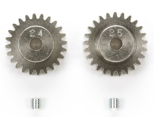 Tamiya 50477 24-25T AV Pinion Gear Set