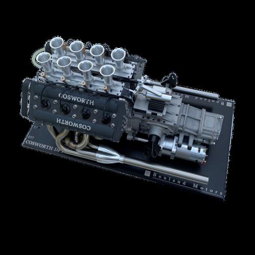 Cosworth DFV 3.0 1/3 Scale Formula 1 V8 Engine
