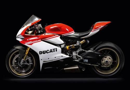 Pocher 1/4 Scale Ducati Superbike 1299 Panigale S Anniversario Diecast Kitset