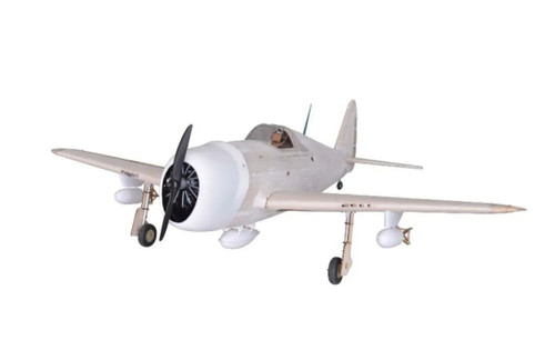Seagull Models P-47 Thunderbolt Master Scale Edition Kit