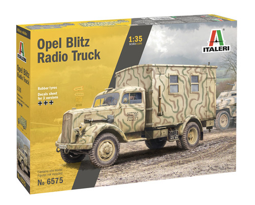 Italeri 1/35 Opel Blitz Radio Truck