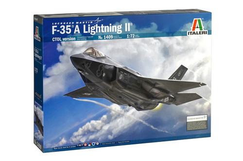 Italeri 1/72 F-35A Lightning II CTOL