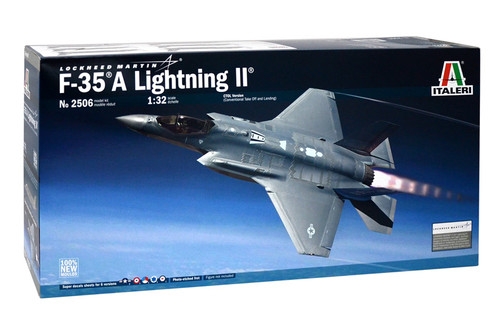 Italeri 1/32 Lockheed F-35A Lightning