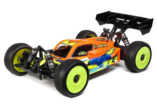 TLR  8IGHT-XE Elite 1/8 4WD Electric Buggy Race Kit