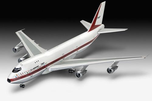 Revell 1/144 Boeing 747-100 Gift Set