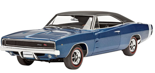 Revell 1/24 Dodge Charger R/T 1968