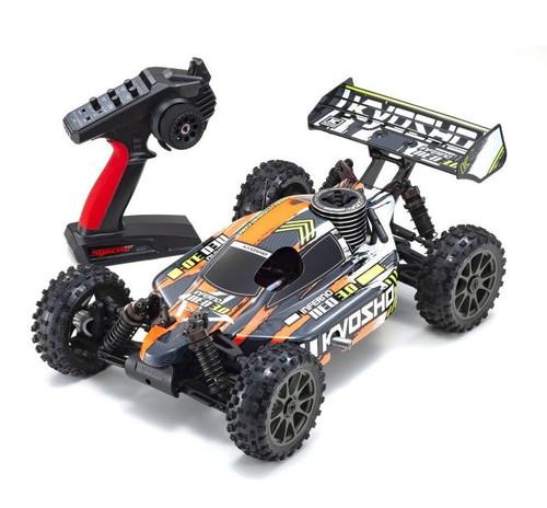 Kyosho 33012T4B 1/8 GP RS Inferno Neo 3.0 ReadySet Orange
