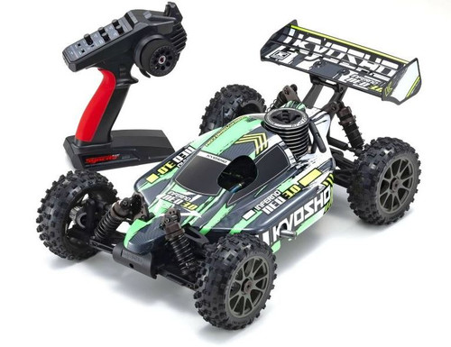 Kyosho 33012T4B 1/8 GP RS Inferno Neo 3.0 ReadySet Green