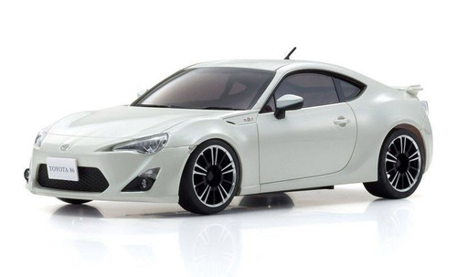 Kyosho EP RS Mini-Z RWD MR-03 Toyota 86 Pearl White