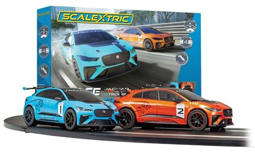 Scalextric C1401 Jaguar I-Pace Challenge Set