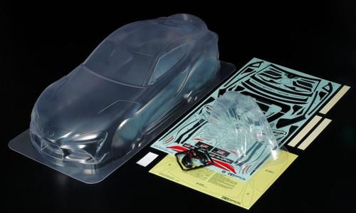 Tamiya 51622 1/10 Toyota GR Supra Body Set