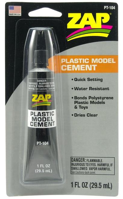 ZAP PT-04 Model Cement 1oz