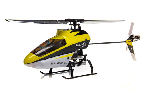Blade 120 S2 BNF Helicopter with SAFE Technology
