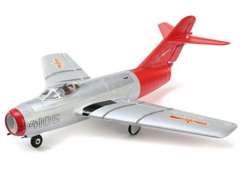 E-flite UMX Mig-15 EDF Jet BNF Basic w/AS3X and SAFE Select