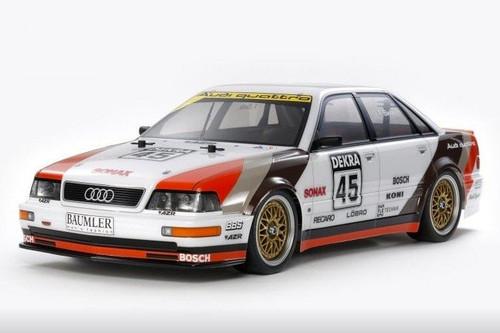 Tamiya 51653 1/10 1991 Audi V8 Touring Car Body Set