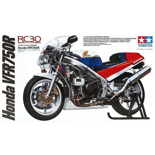 Tamiya 1/12 Honda VFR750R RC30 Model Kit