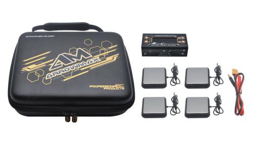 Arrowmax Corner Weight System Set w/Carry Bag
