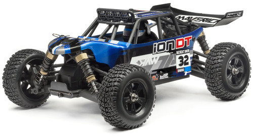 Maverick 1/18 Ion DT RTR Desert Truck w/Batt & Charger **OPEN BOX**