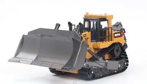Huina 1/16 8Ch RC Bulldozer 2.4Ghz RTR