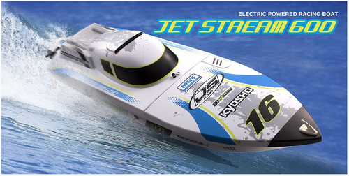 **OPEN BOX** Kyosho EP JETSTREAM 600 RS (with Battery & Charger)
