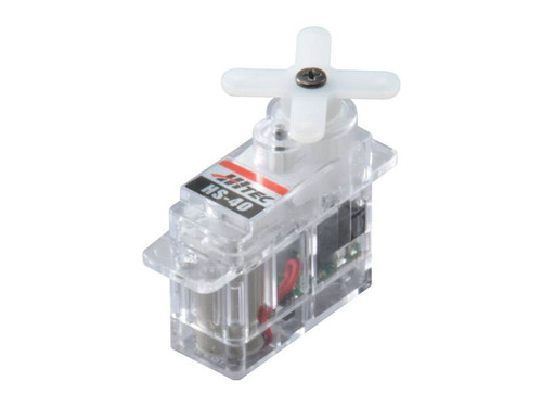 HiTec HS-40 Ecomomy Nano Servo 0.6kg/cm 4.8V 0.09 sec