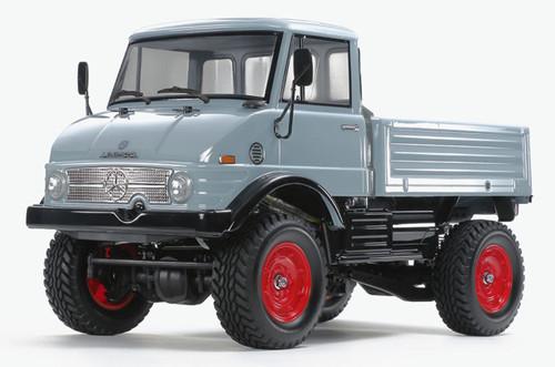 Tamiya 58692 1/10 Mercedes-Benz Unimog 406 Series CC-02 Kit